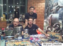 «Argonauts»: Όταν η Αργοναυτική Εκστρατεία έγινε επιτραπέζιο παιχνίδι