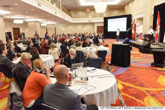 veterans affairs stakeholder summit