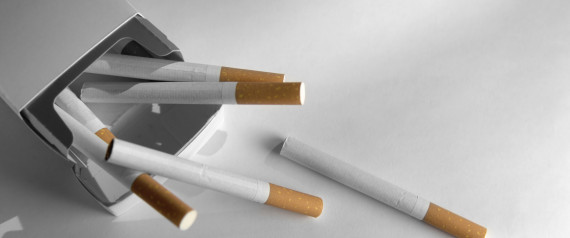 PLAIN PACKAGING CIGARETTE