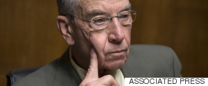 MITCH MCCONNELL CHUCK GRASSLEY