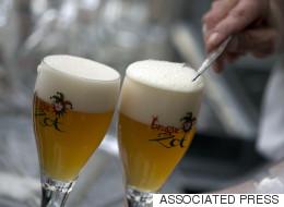 Un oléoduc de bière sera construit à Bruges