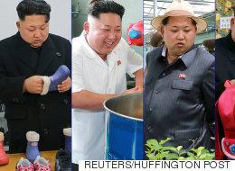 Kim Jong Un aime vraiment inspecter des choses (PHOTOS)