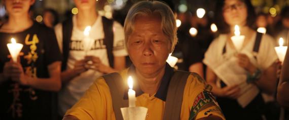 TIANANMEN HONGKONG 2016