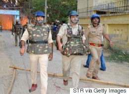 Mathura Clashes: Large Amount Of Explosives Found At  Jawahar Bagh, Probe Begins Today