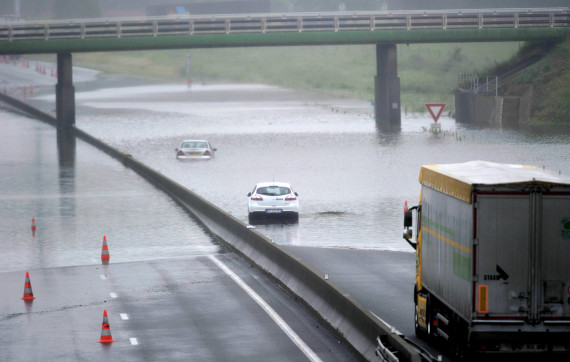 évacuation inondations