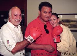 Mohamed Ali, l'ami de René et Céline
