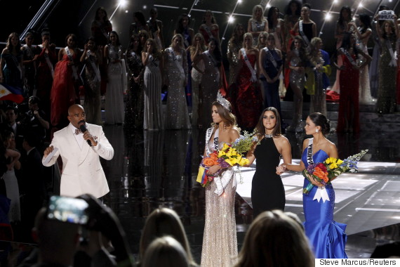 steve harvey miss universe