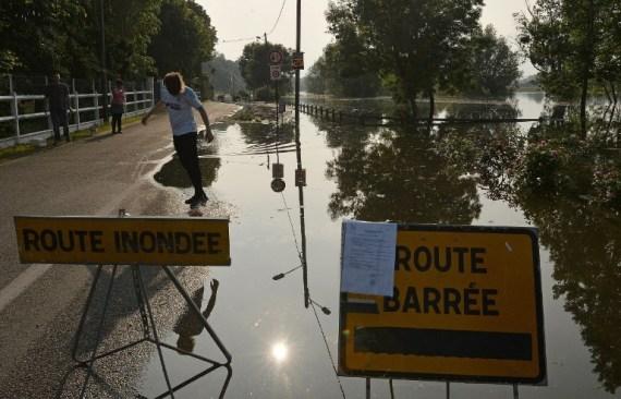 villes inondations