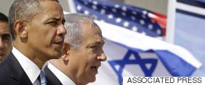 OBAMA ISRAEL 2013