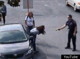Cop Fires Stun Gun, Striking Female Student In Groin