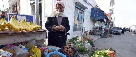 MARKET TUNISIA