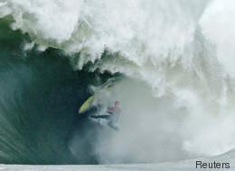 Ils ont osé affronter ces vagues monstrueuses (PHOTOS)