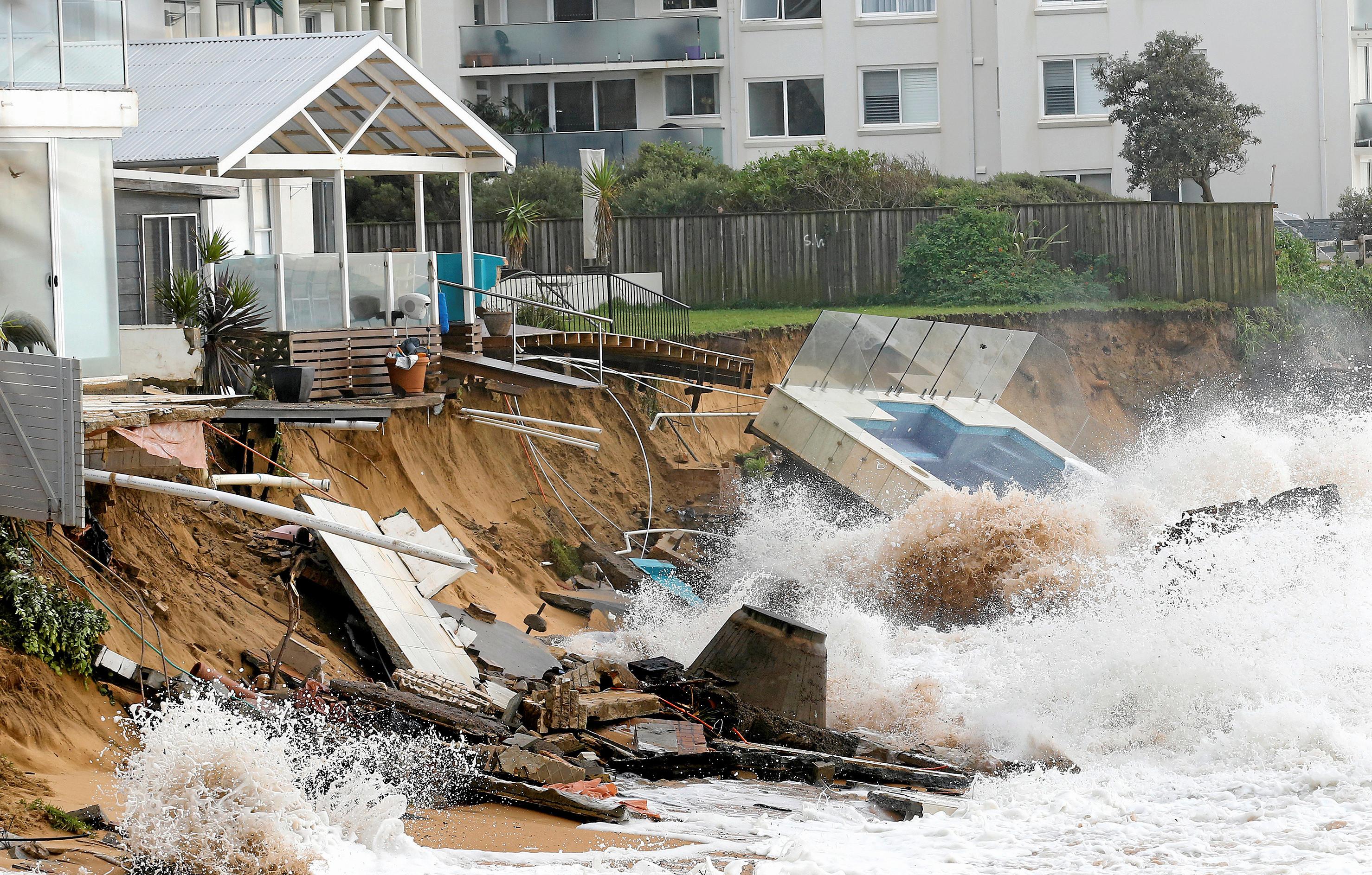 Australien überschwemmung