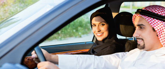DRIVE A CAR IN SAUDI ARABIA