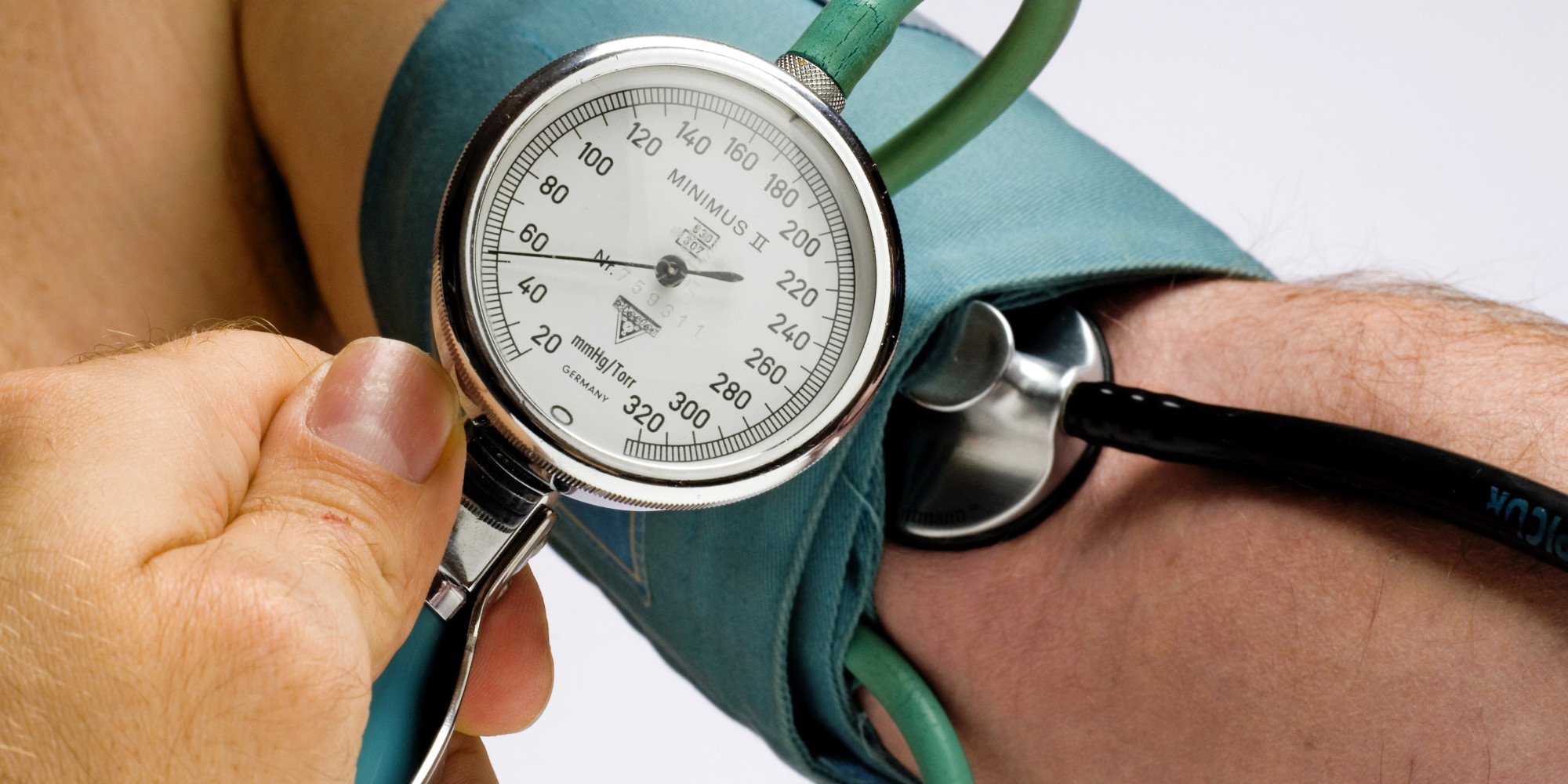 When Your Blood Pressure Reaches 180/100 Sell - HuffPost
