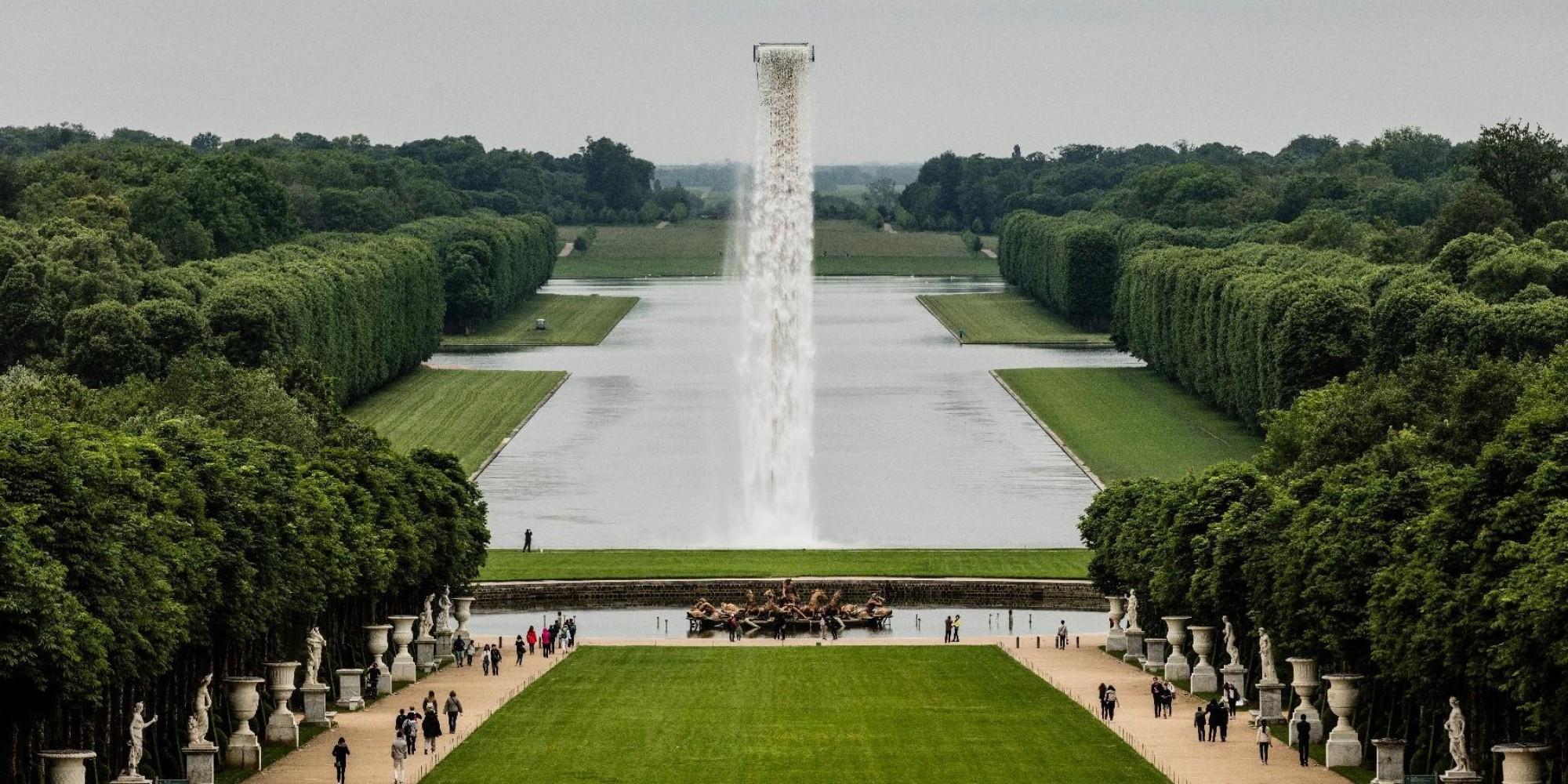 D couvrez l 39 exposition d 39 olafur eliasson au ch teau de for Exposition jardin versailles 2015