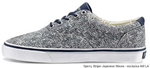 sperry striper japanese waves esclusiva aw la