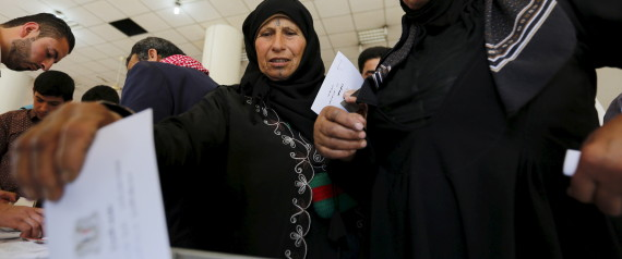 ELECTIONS SYRIA