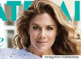 Sophie Grégoire Trudeau Gets Edgy On The Cover Of Châtelaine