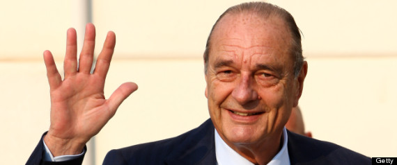 Jacques Chirac Corruption