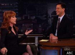 Kathy Griffin On Kimmel