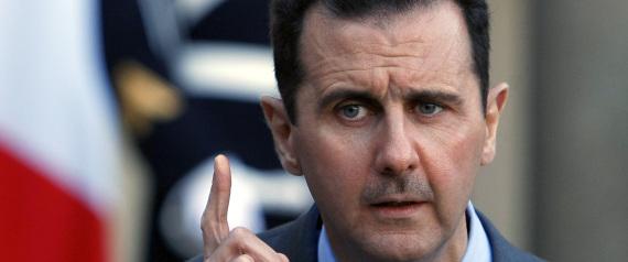 SYRIA PRESIDENT BASHAR ALASSAD