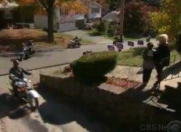 Jahrelang schlug der Mann seine Tochter - dann tauchten Biker vor ihrem Haus auf