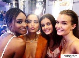 CFDA Awards 2016: les stars dans les coulisses des fameux prix mode (PHOTOS/VIDÉO)