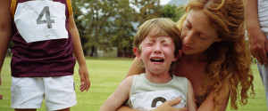 Child Crying Sports