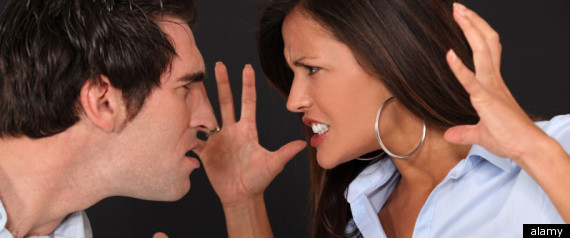 Couples Argue Most In December
