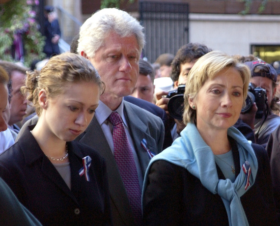 hillary clinton s family