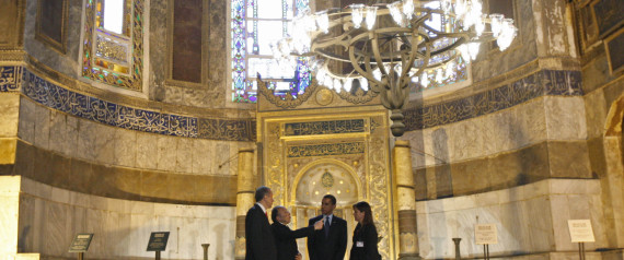تركيا اليونان بسبب استيائها القرآن n-HAGIA-SOPHIA-large570.jpg