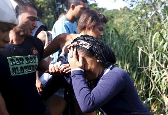 police violence brazil