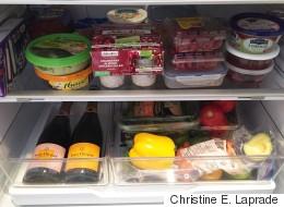 Dans le frigo de Patrick Langlois
