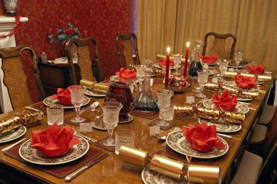 dining arrange