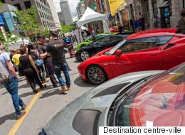 Grand Prix F1 du Canada: un événement qui change Montréal!