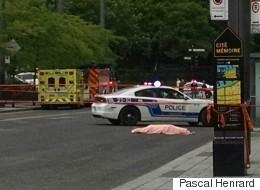 Délit de fuite mortel: le conducteur retrouvé par la police