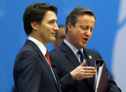 Trudeau's 'Pretty Powerful' Stance On Brexit Praised By EU