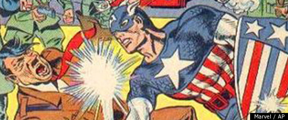 Joe Simon Dead Captain America Creator