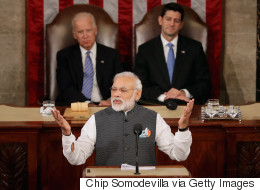 What Went Down In India As Modi Talked Up Freedom Of Speech  And Religion In America