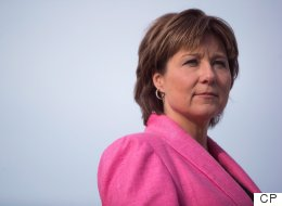 B.C. Premier Says She Kept Quiet About Sexual Violence For 35 Years