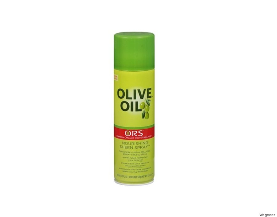 ors olive oil hair sheen