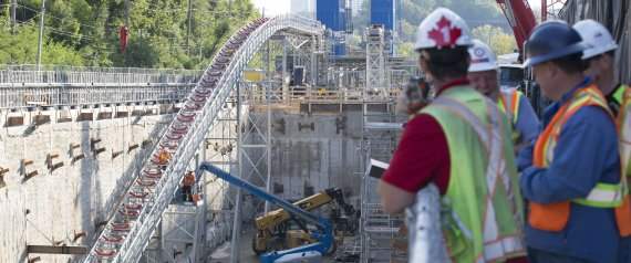 TORONTO LRT CONSTRUCTION