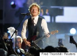 Ed Sheeran en spectacle à Montréal et à Québec cet été