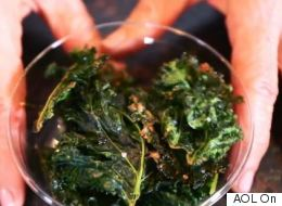 Kale Chips Are The Perfect Way To Get Kids Eating This Superfood