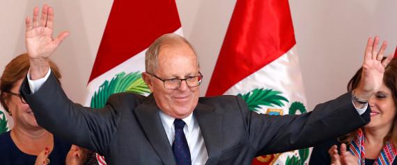 PERU PRESIDENTIAL