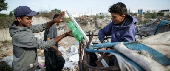 TRAVAIL ENFANTS GAZA