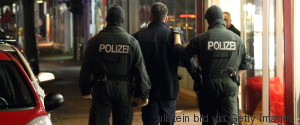 POLICE GERMANY DRUGS