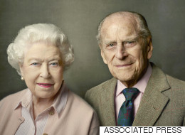 New Portrait Of The Queen And Prince Philip Released