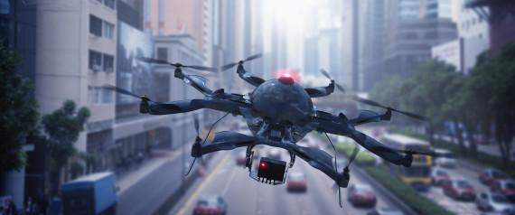 DRONE CITY